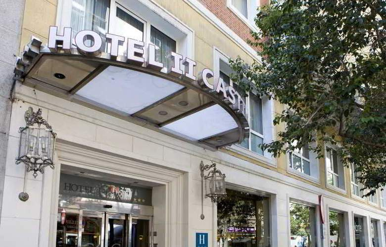 II Castillas Madrid - Hotel - 3