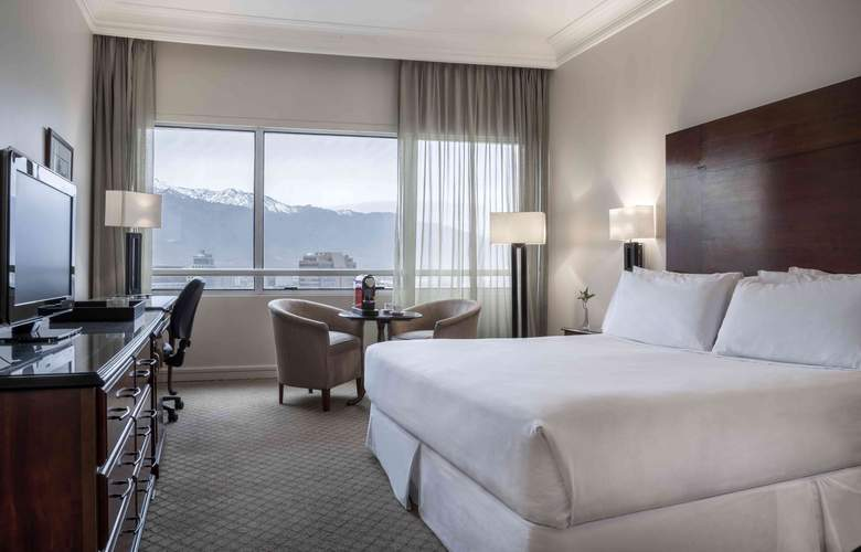 NH Collection Plaza Santiago - Room - 7