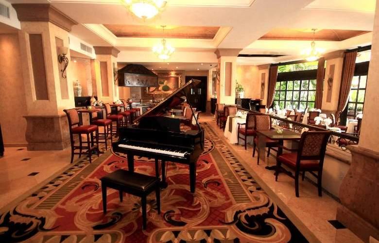 Villa La Estancia Nvo Vallarta Beach Resort & Spa - Restaurant - 30