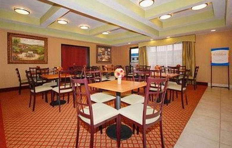 Comfort Suites NW Near Six Flags - Restaurant - 10