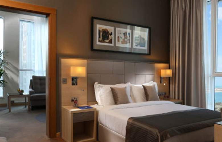 Tryp by Wyndham Abu Dhabi City Centre - Room - 9