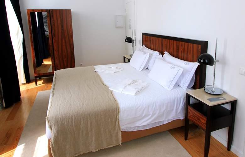 Lisboa Prata Boutique Hotel - Room - 10