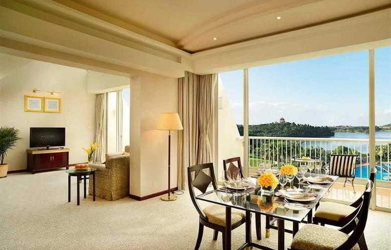 Sofitel Dongguan Golf Resort - Hotel - 47