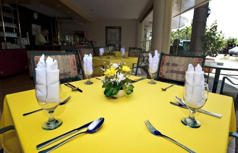 Hotel Fleuris Palawan - Restaurant - 4