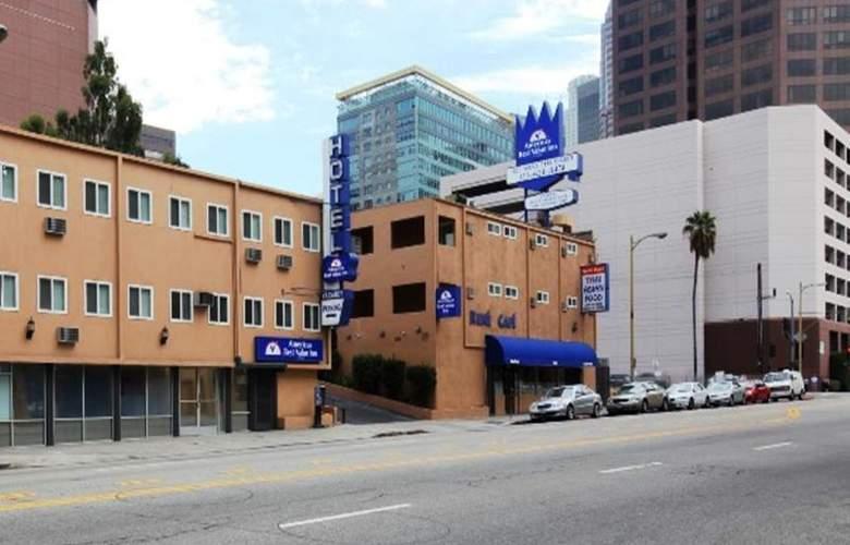 Americas Best Value Inn Los Angeles Downtown - Hotel - 2