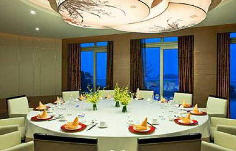 Sheraton Qiandao Lake Resort - Restaurant - 6