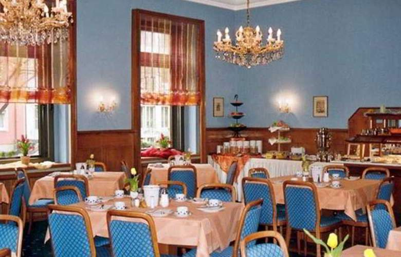 Amberger Top Hotel - Restaurant - 7