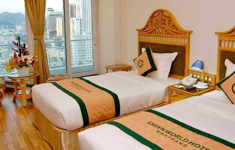 Green World Hotel Nha Trang - Room - 29