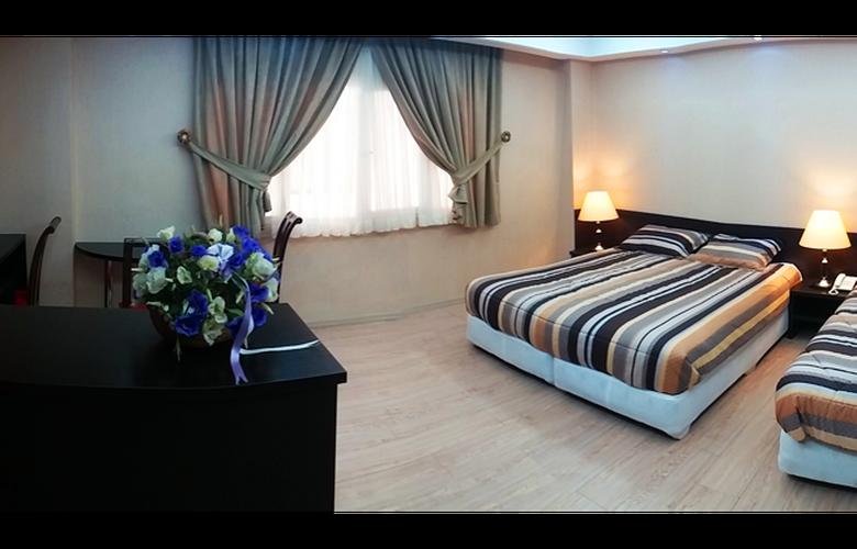 Diamond Hotel Tehran - Room - 3