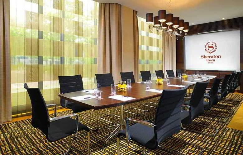 Sheraton Essen Hotel - Conference - 6
