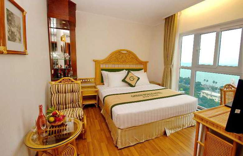 Green World Hotel Nha Trang - Room - 26