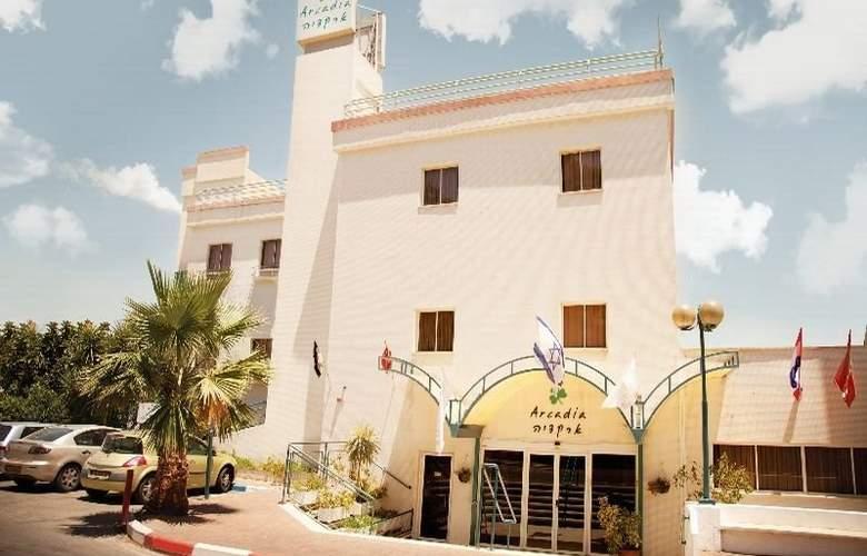 Arcadia Tiberias Hotel - Hotel - 4