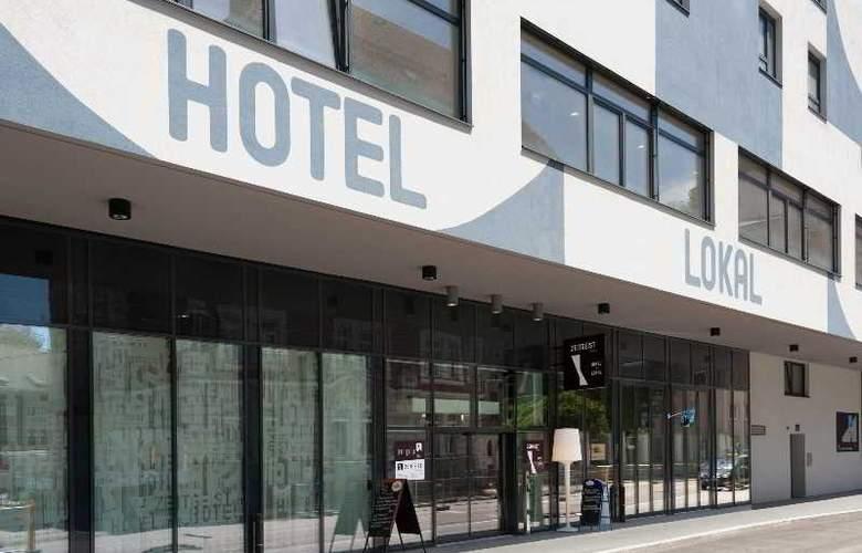 Zeitgeist Vienna Hauptbanhof - Hotel - 6