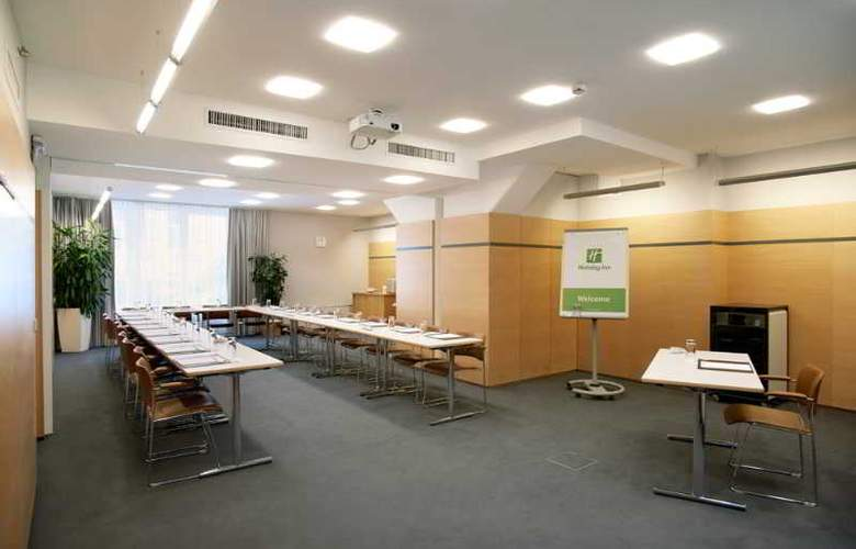 Holiday Inn Vienna City - Conference - 14