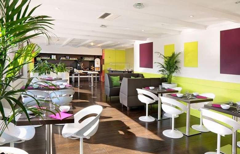 Appart'City Grenoble Alpexpo - Restaurant - 10