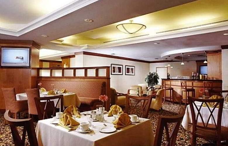 Indigo Toronto Airport - Restaurant - 7