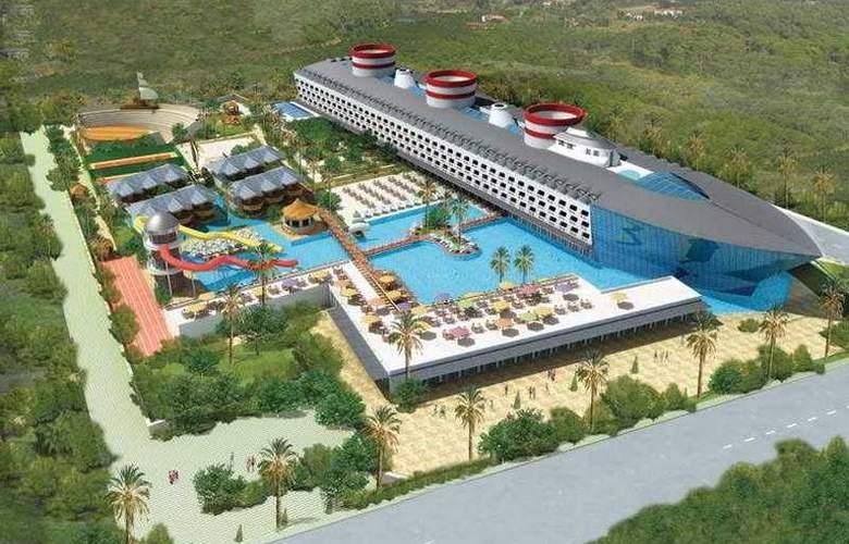 Queen Elizabeth Elite Suite Hotel & Spa - Hotel - 0
