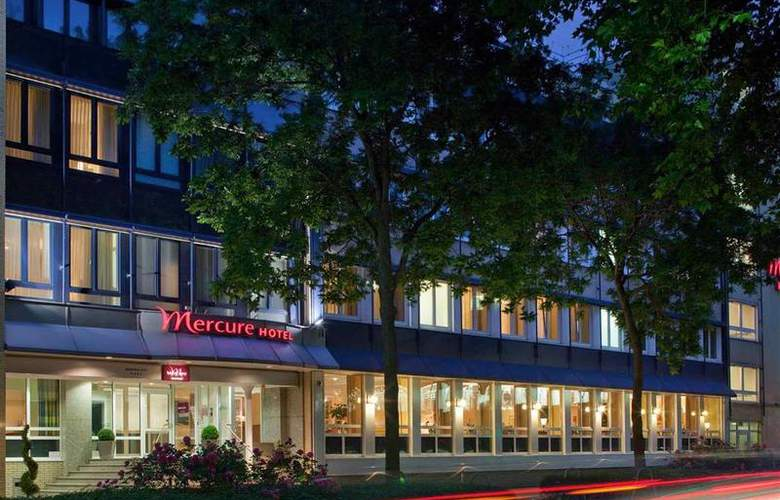 Mercure Hotel Muenster City - Hotel - 26