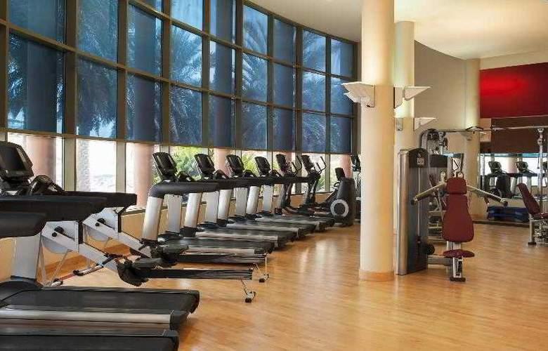 Sheraton Abu Dhabi Hotel & Resort - Sport - 43