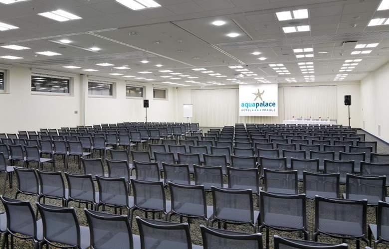 Aquapalace Hotel Prague - Conference - 14