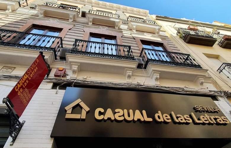 Casual Sevilla de las Letras - Hotel - 0
