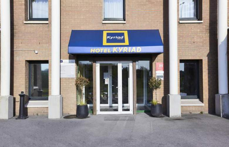 Kyriad Loon PLage Dunkerque Sud - Hotel - 6