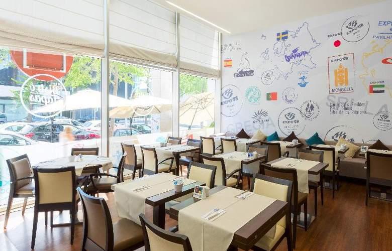 Tryp Lisboa Oriente - Restaurant - 16