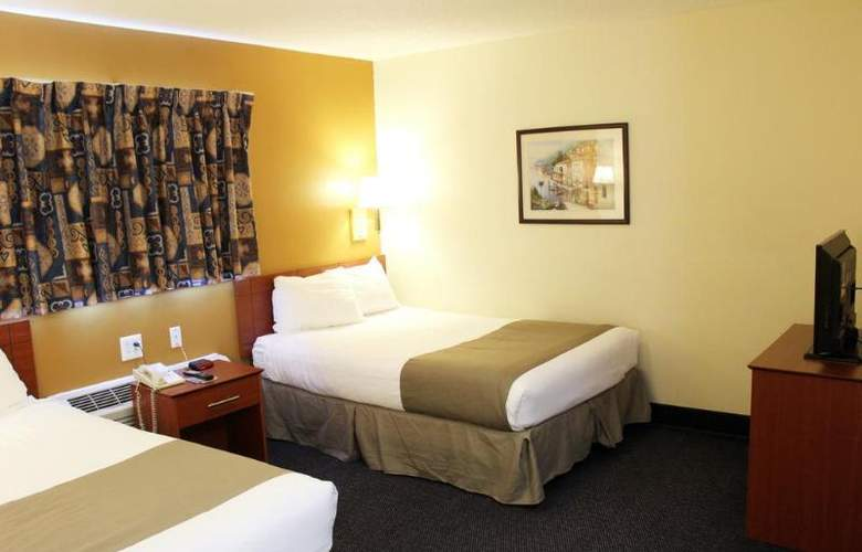 Suburban Extended Stay Hotel North West - Hotel - 0