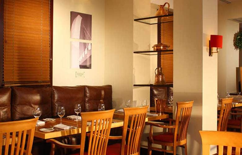 Glasgow Marriott - Restaurant - 7