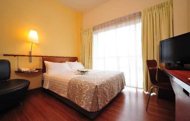 Alpha Genesis Hotel Kuala Lumpur - Room - 15