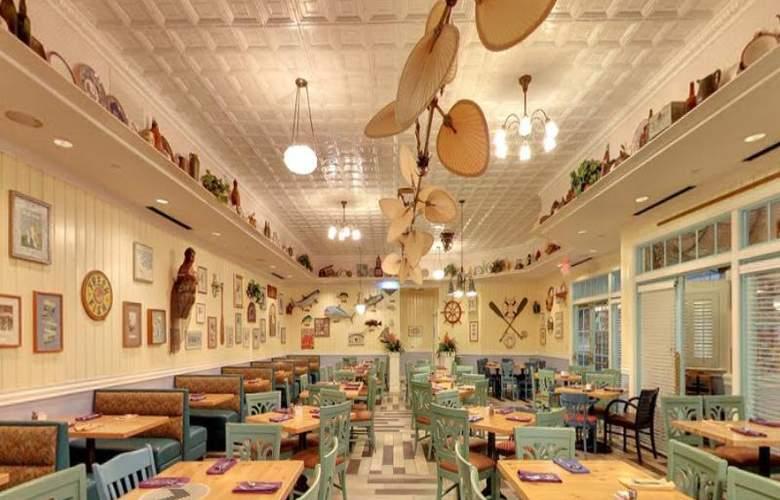 Disney's Old Key West Resort - Restaurant - 12