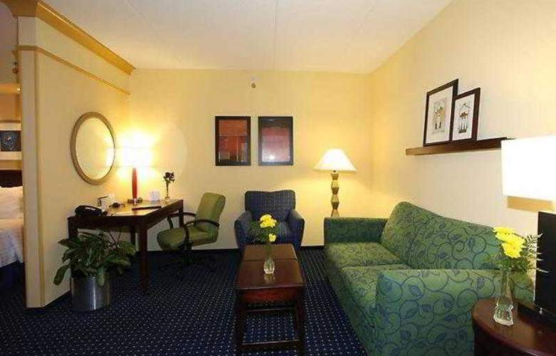 SpringHill Suites Hagerstown - Hotel - 17