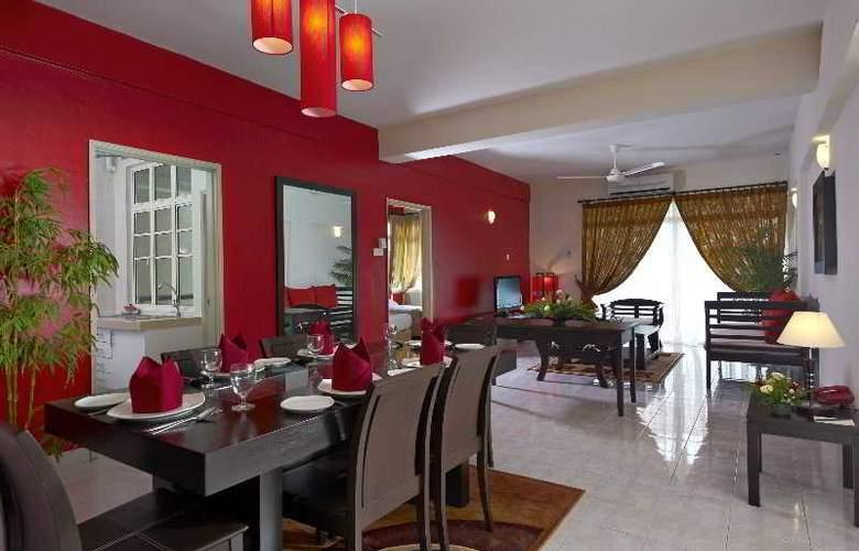 Ancasa Allsuites Resort & Spa - Restaurant - 3