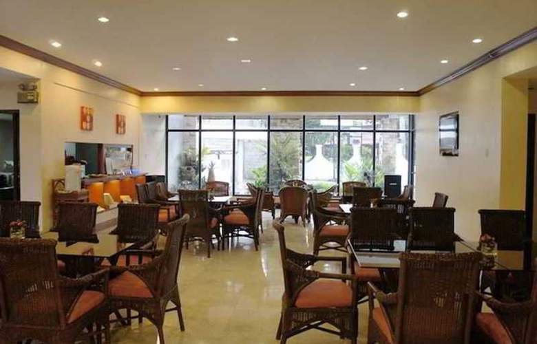 Vacation Hotel Cebu - Restaurant - 3