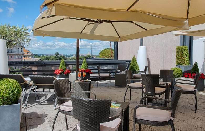 NH Collection Roma Vittorio Veneto - Terrace - 5