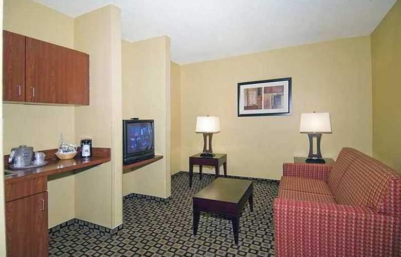 Hampton Inn Jackson- Clinton - Hotel - 6