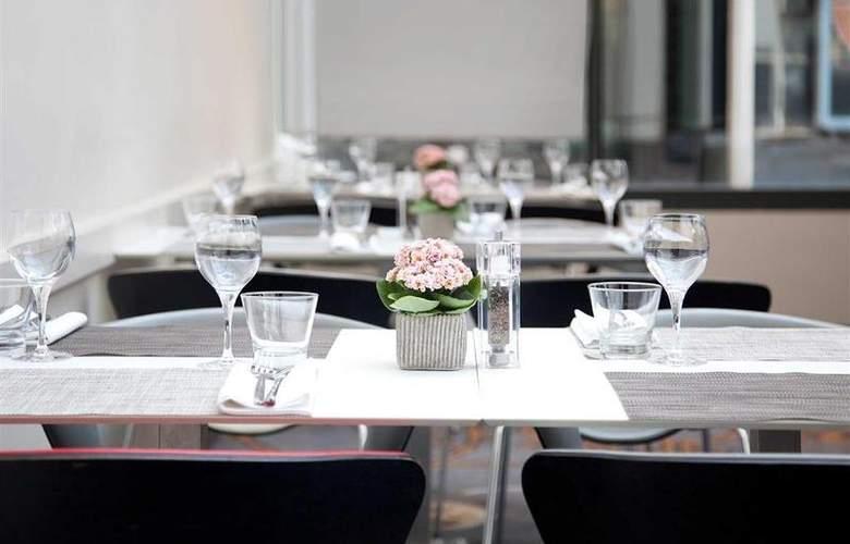 Novotel Paris Les Halles - Restaurant - 15