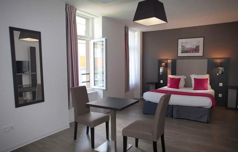 Apart'hotel La Rose d'Argent - Room - 2