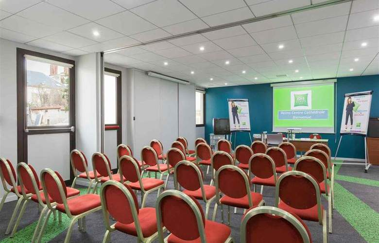 ibis Styles Reims Centre Cathédrale - Conference - 10