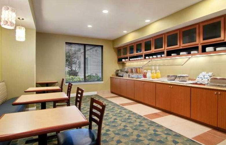 Hyatt Summerfield Suites Galleria - Restaurant - 4