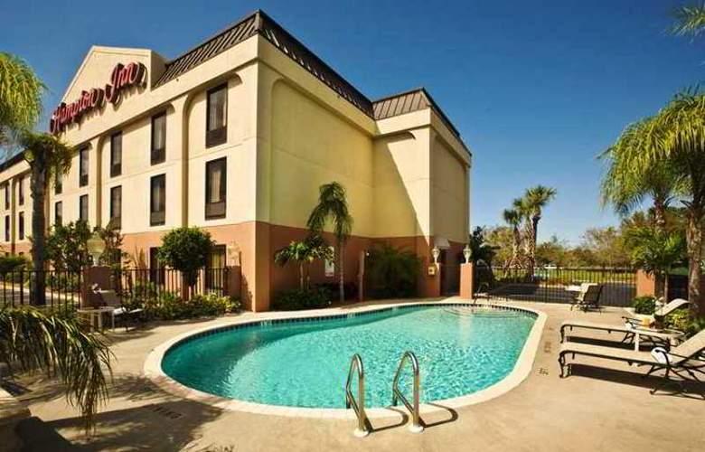 Hampton Inn Vero Beach - Hotel - 11