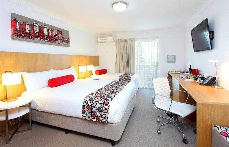 Best Western The Gregory Terrace Brisbane - Hotel - 11