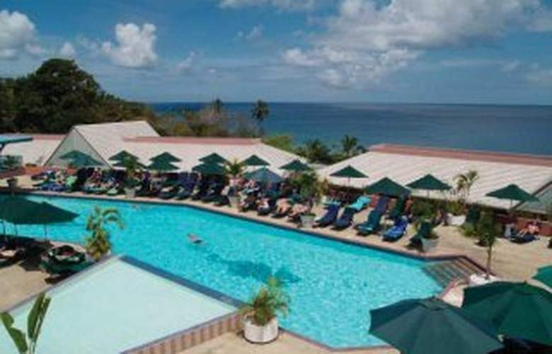 Le Grand Courlan Spa Resort All Inclusive - Pool - 4