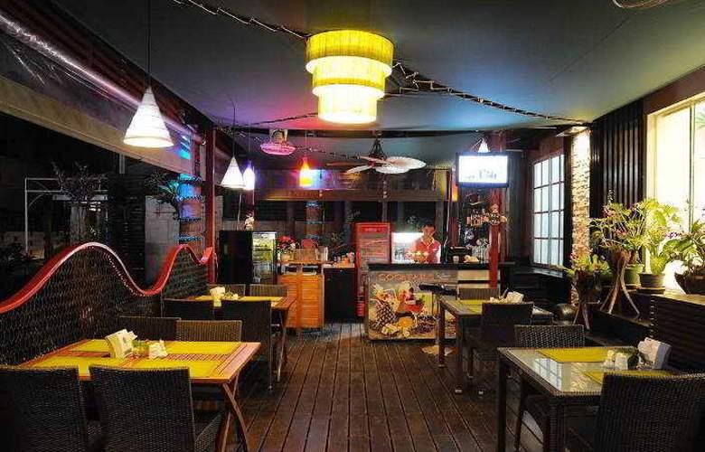 The Beach Boutique House - Restaurant - 13