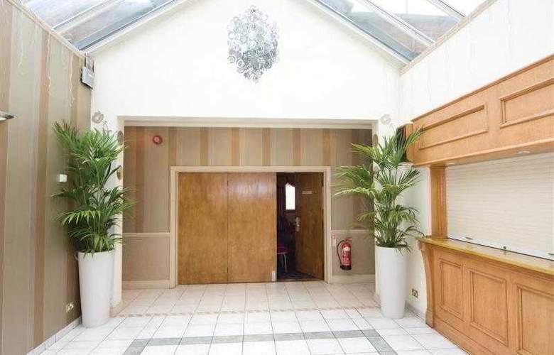 Best Western Cumberland - Hotel - 138