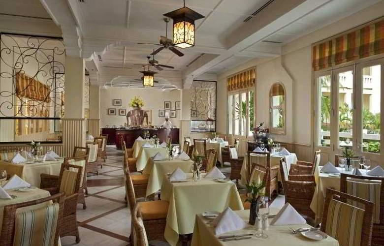 Raffles Grand Hotel d'Angkor - Restaurant - 10