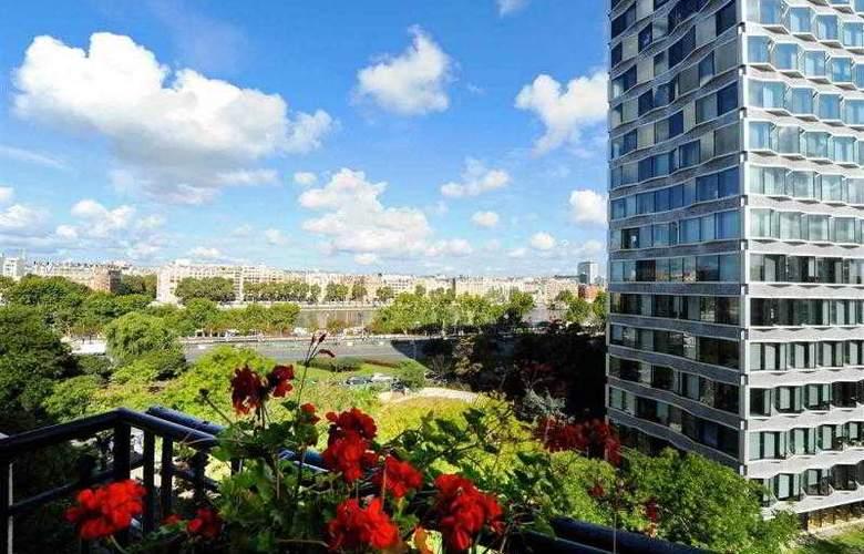 Mercure Paris Tour Eiffel Pont Mirabeau - Hotel - 35