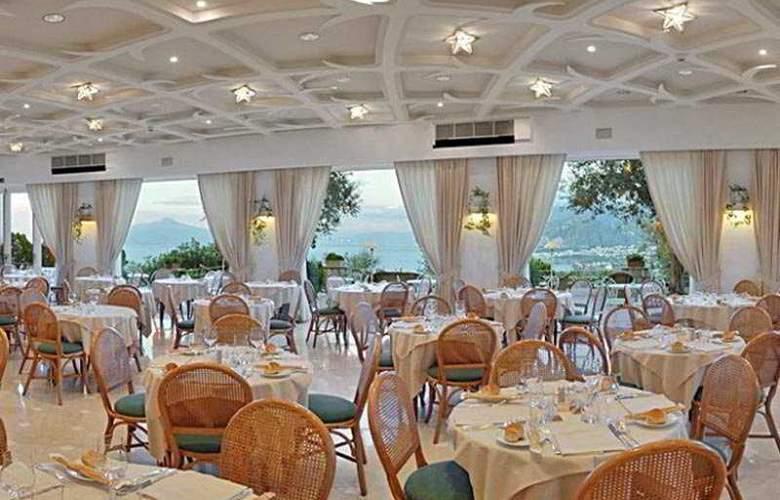 Grand Hotel Aminta - Restaurant - 8