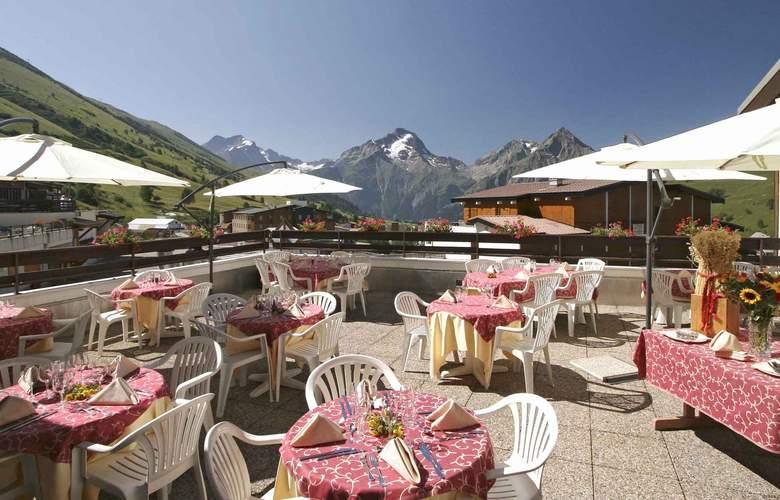Mercure Les Deux-Alpes 1800 - Restaurant - 19