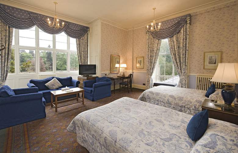 Best Western Plus Orton Hall Hotel & Spa - Room - 10